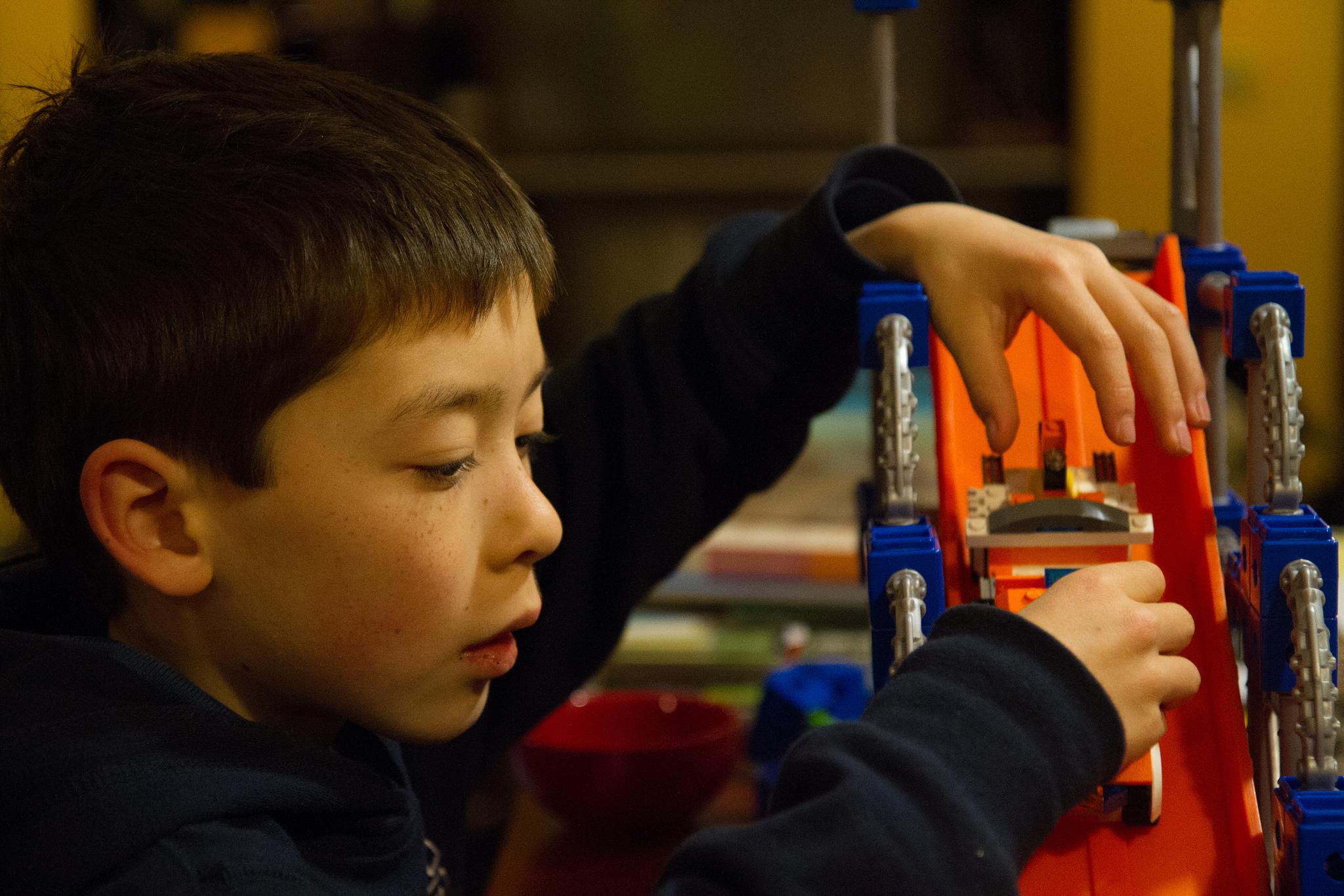Elliott's Science Project