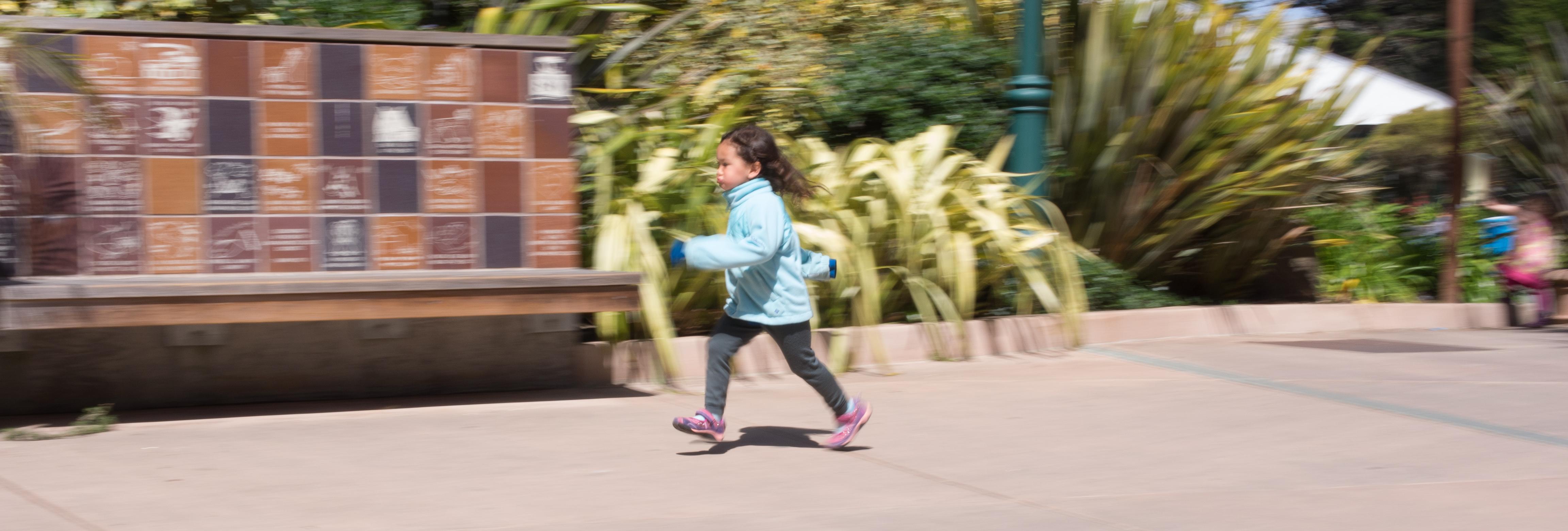 Run, Serena, Run!