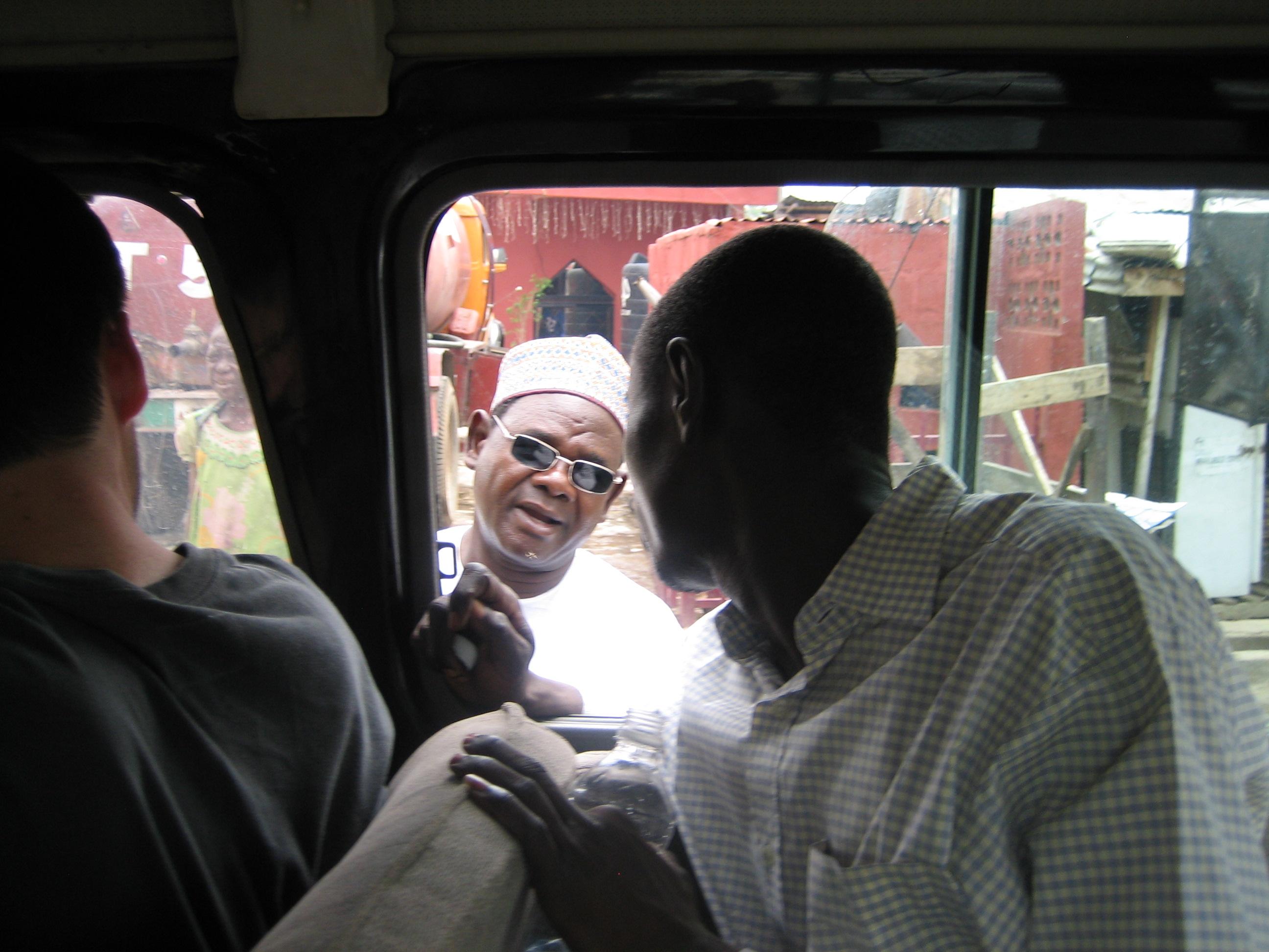 """Bank"" in Kano, Nigeria"