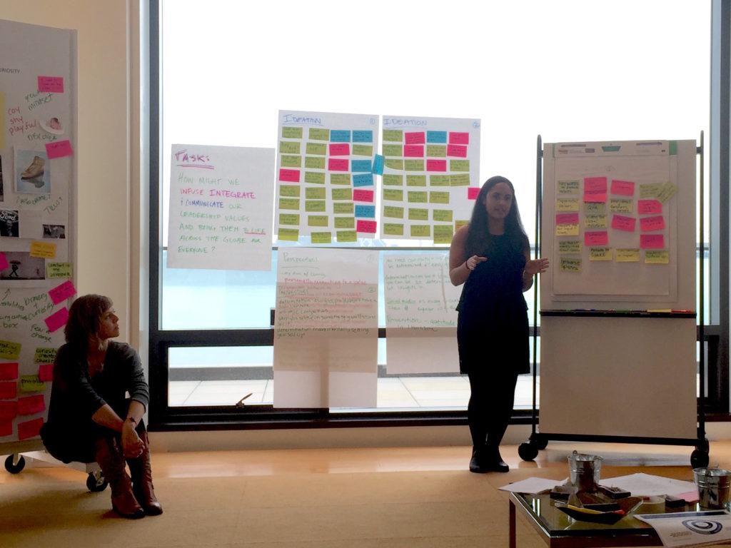 Anya Kandel and Jessica Talbert, Gap Inc. M Suite Cofounders